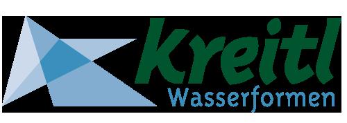 Kreitl Wasserformen Logo